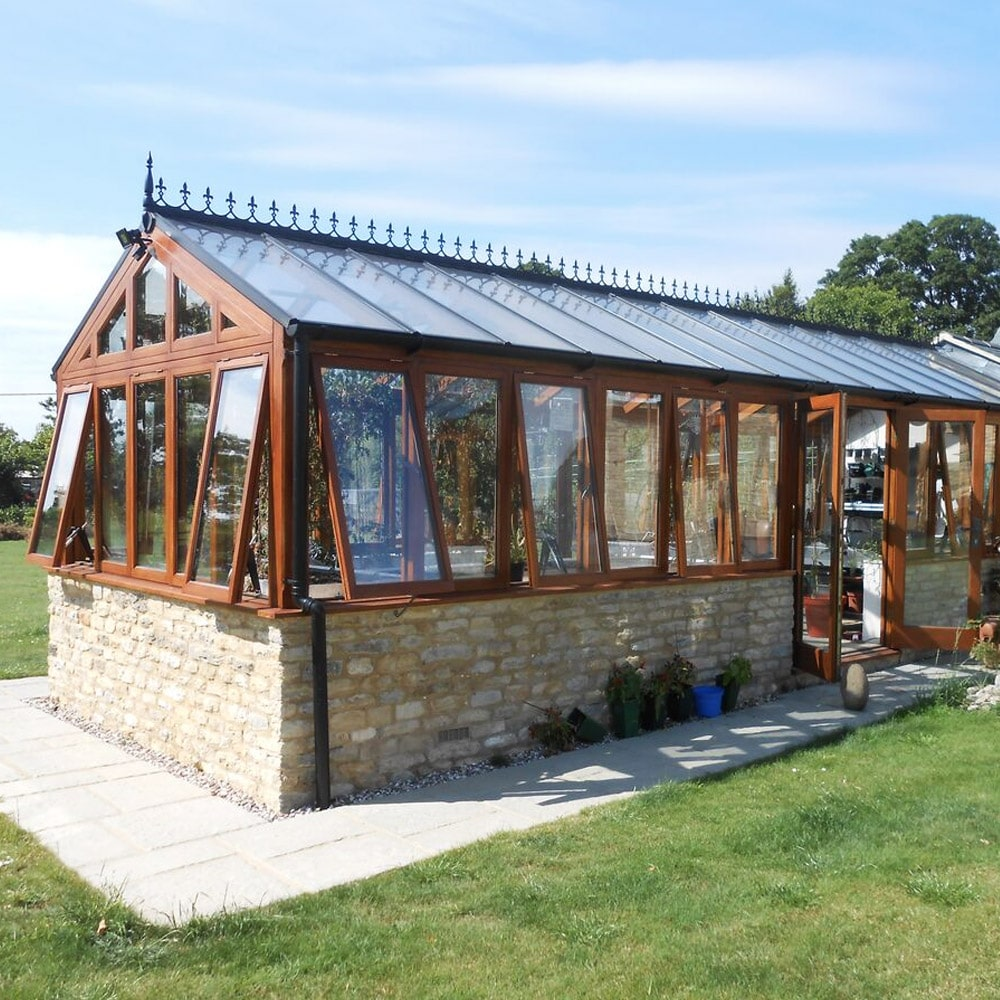 Timber extension