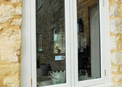 bespoke timber window frame