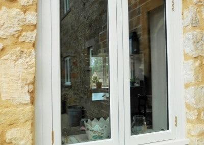bespoke timber window frame
